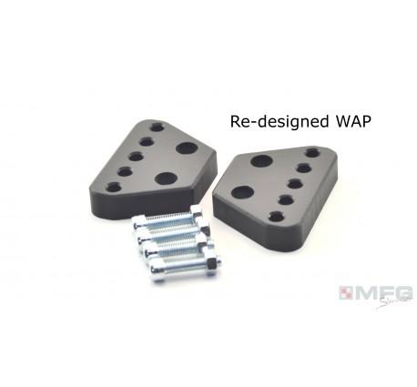 WAP (Width adjustment) - graphite/black
