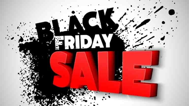 Black Friday-Cyber Monday Discounts